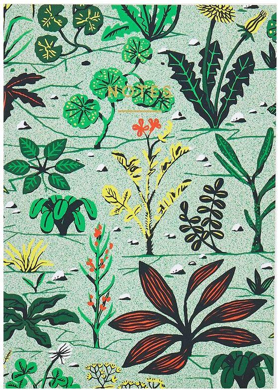 Weeds Notizbuch