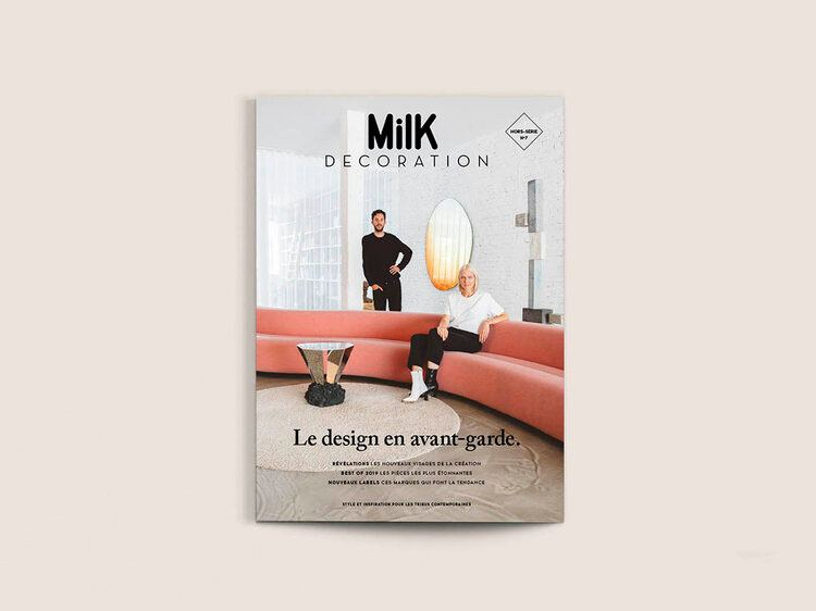 Milk Decoration - Le design en avant-garde - Hors-Série No. 7