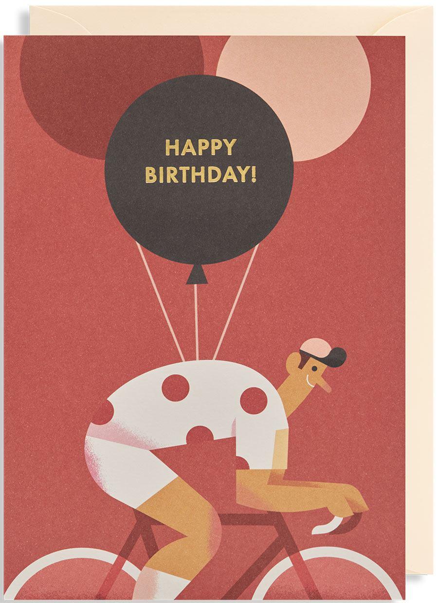 Happy Birthday! Karte