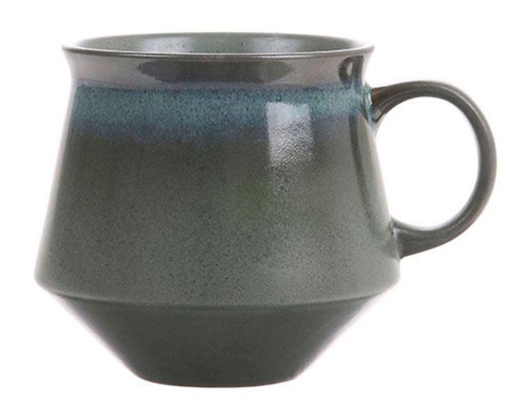 70's Tea Mug XL Moss