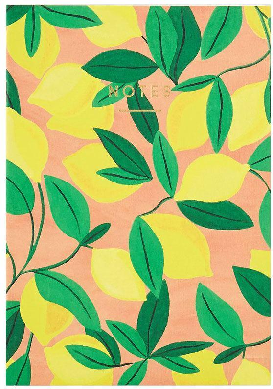 Lemons Notizbuch