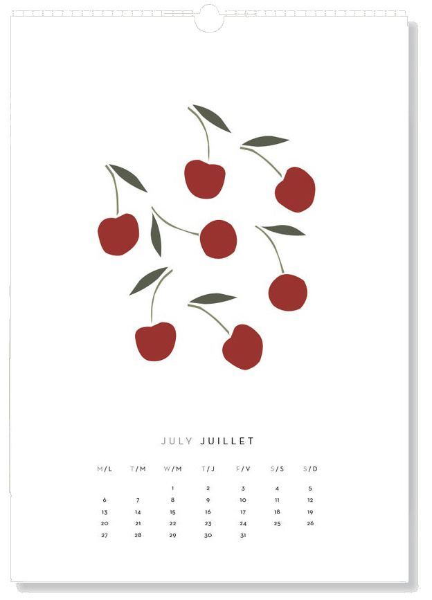 Harvest Kalender 2020