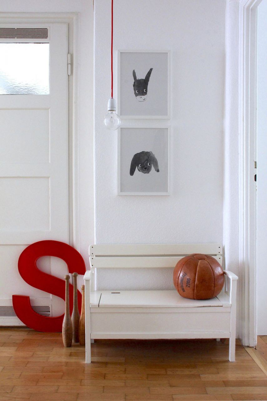 Henk der Hund Poster (A3)