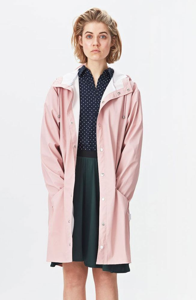 Long Jacket Rose