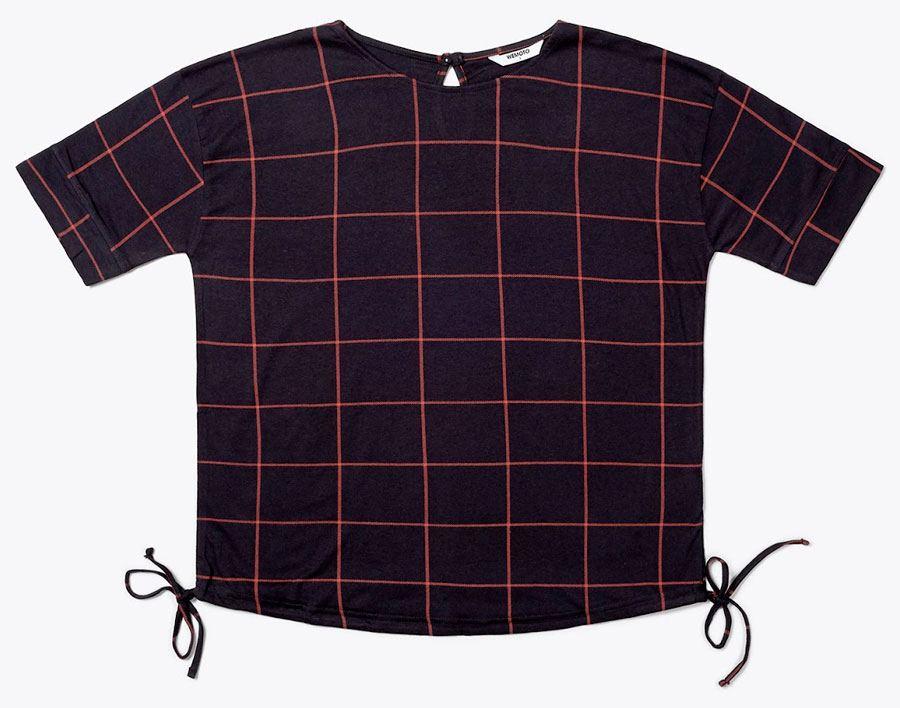 Lissy Shirt Black Henna