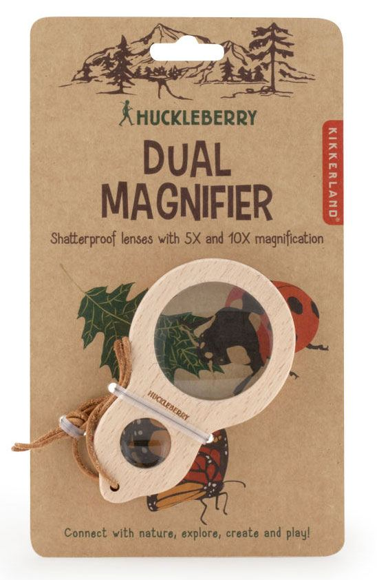 Huckleberry Lupe