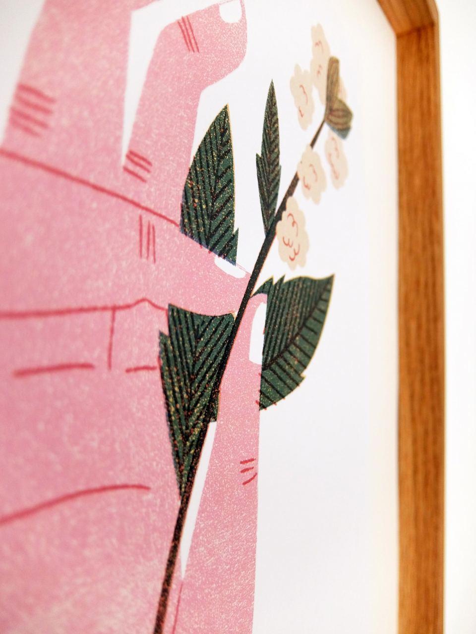 Cotton Print (A3)