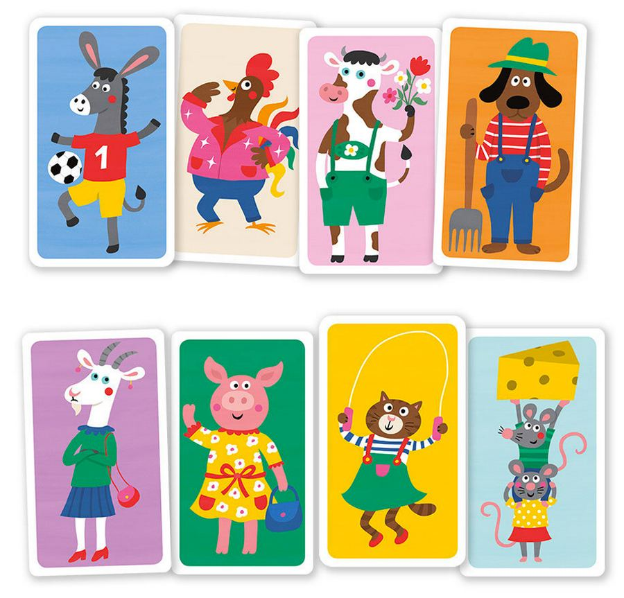 Das Schwarze Schaf Kartenspiel