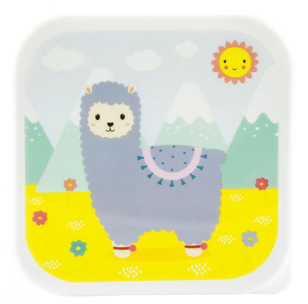Little Llama Lunchbox