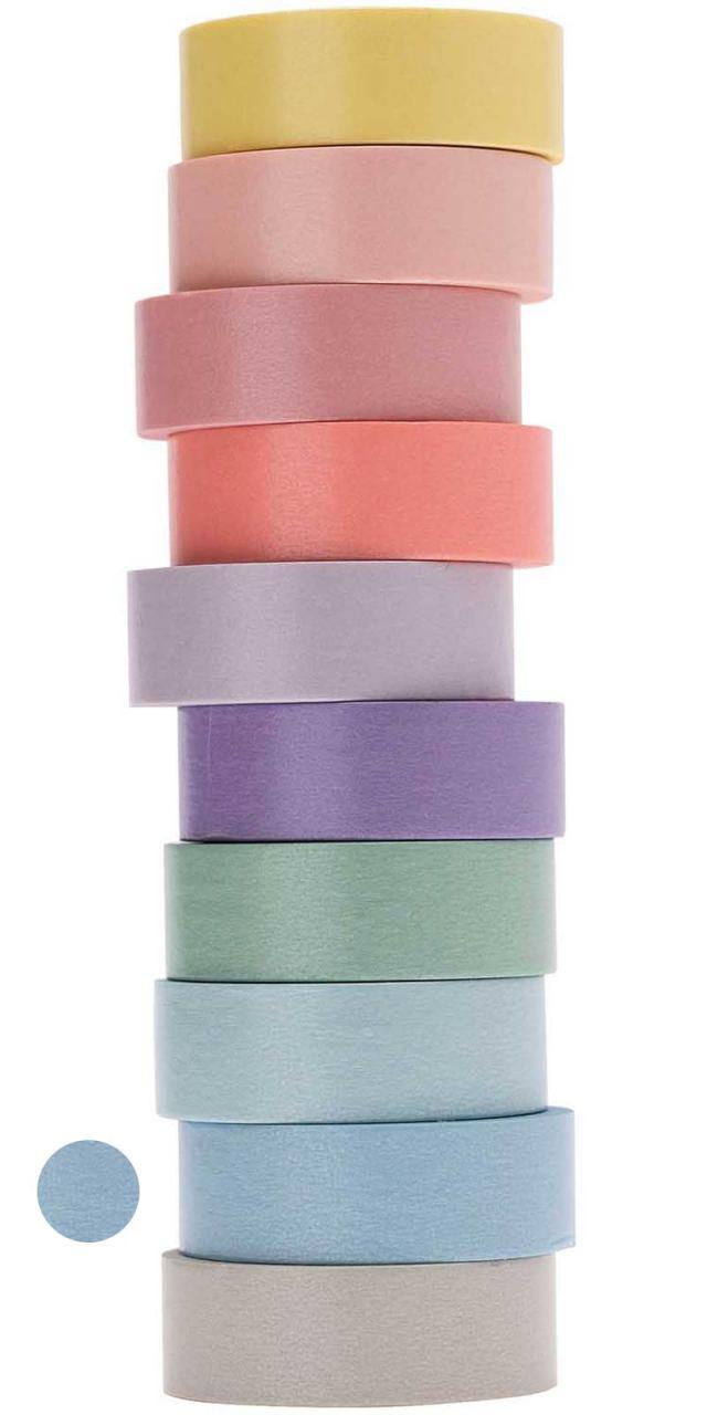 Tape Pastell-Blau