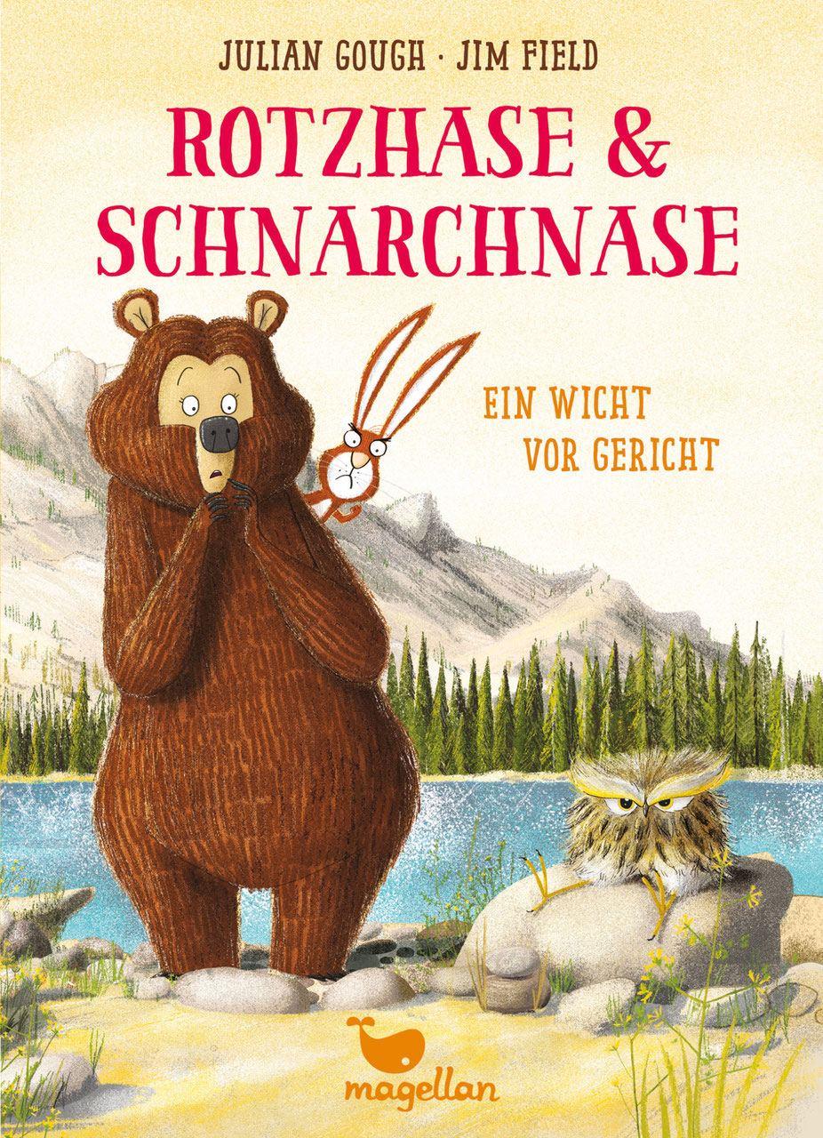Rotznase & Schnarchnase - Ein Wicht vor Gericht