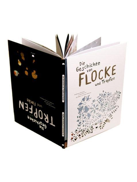 Die Geschichte von Flocke ...