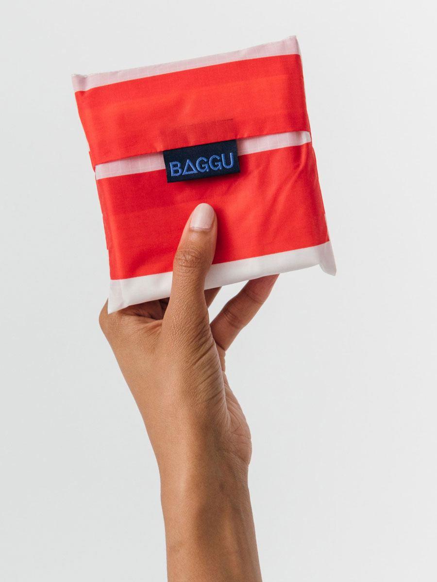 Einkaufsbeutel Red Stripe