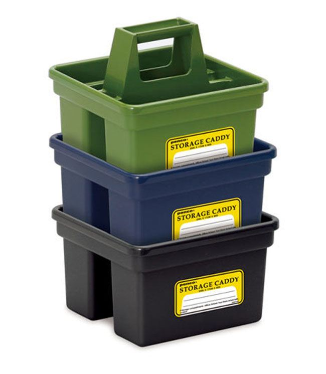 PENCO Storage Caddy Small Olive Green