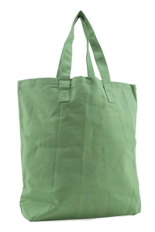 Shopper Baumwolle Dark Mint