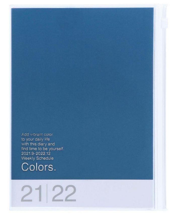 2022 Kalender A5 Storage.it Blue