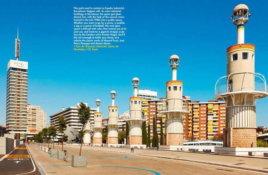 Lost In. Barcelona ( Issue No.7 / Second edition)