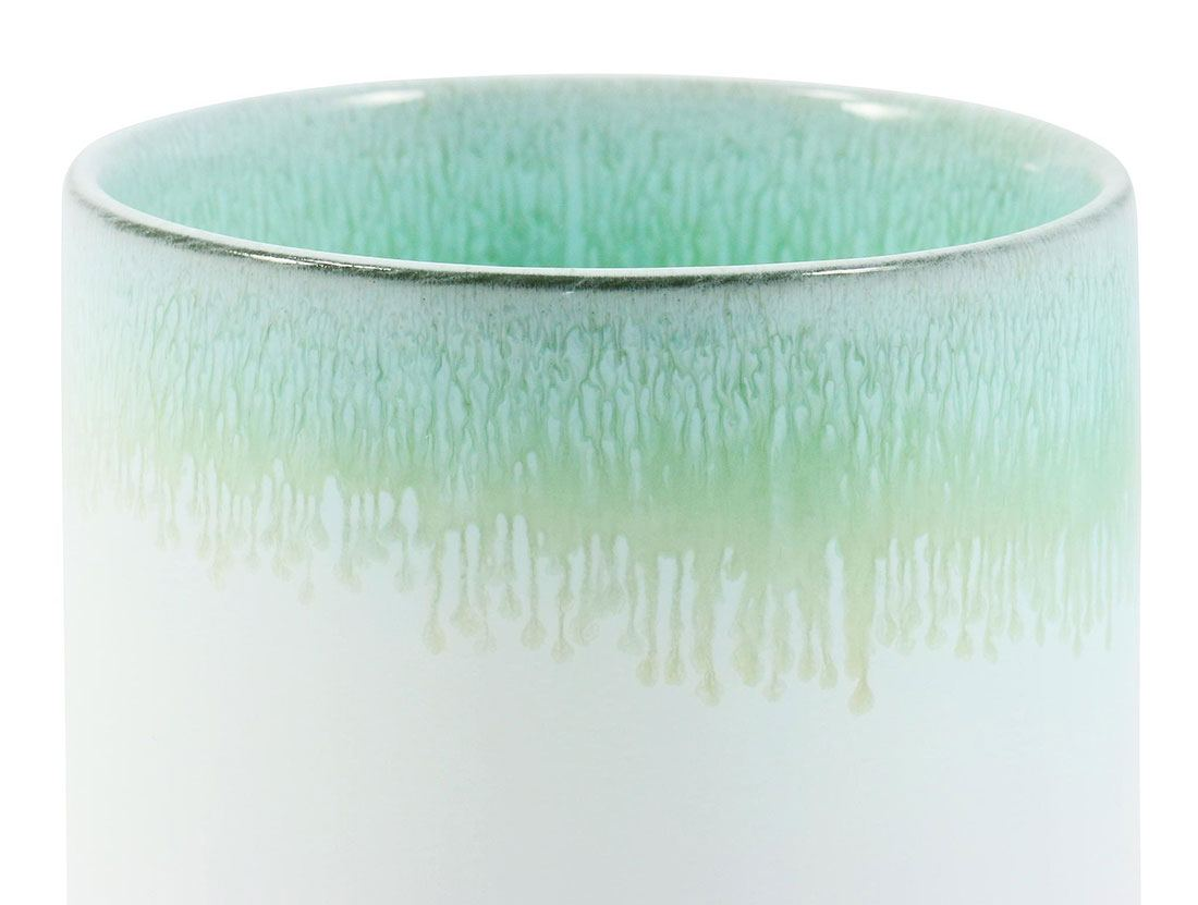 Slurp Cup Bamboo Green Grey