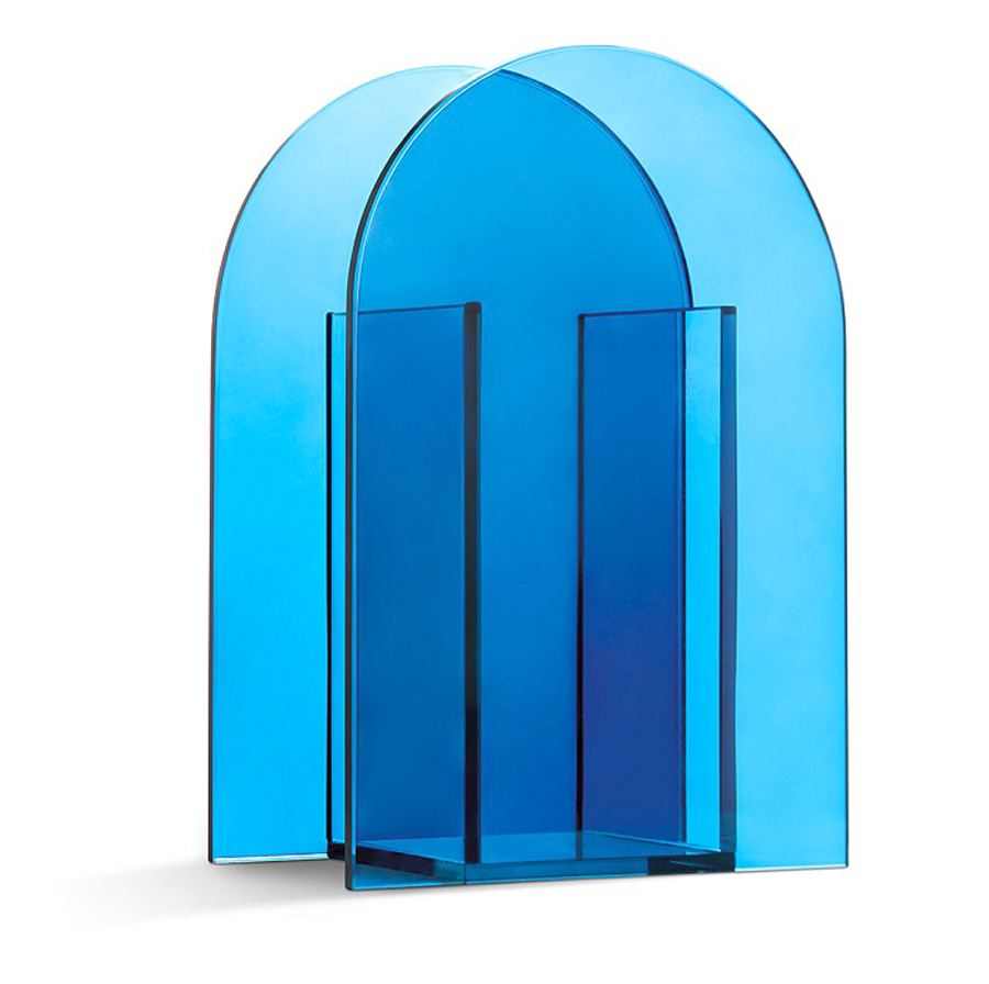 Vase Arch Blue