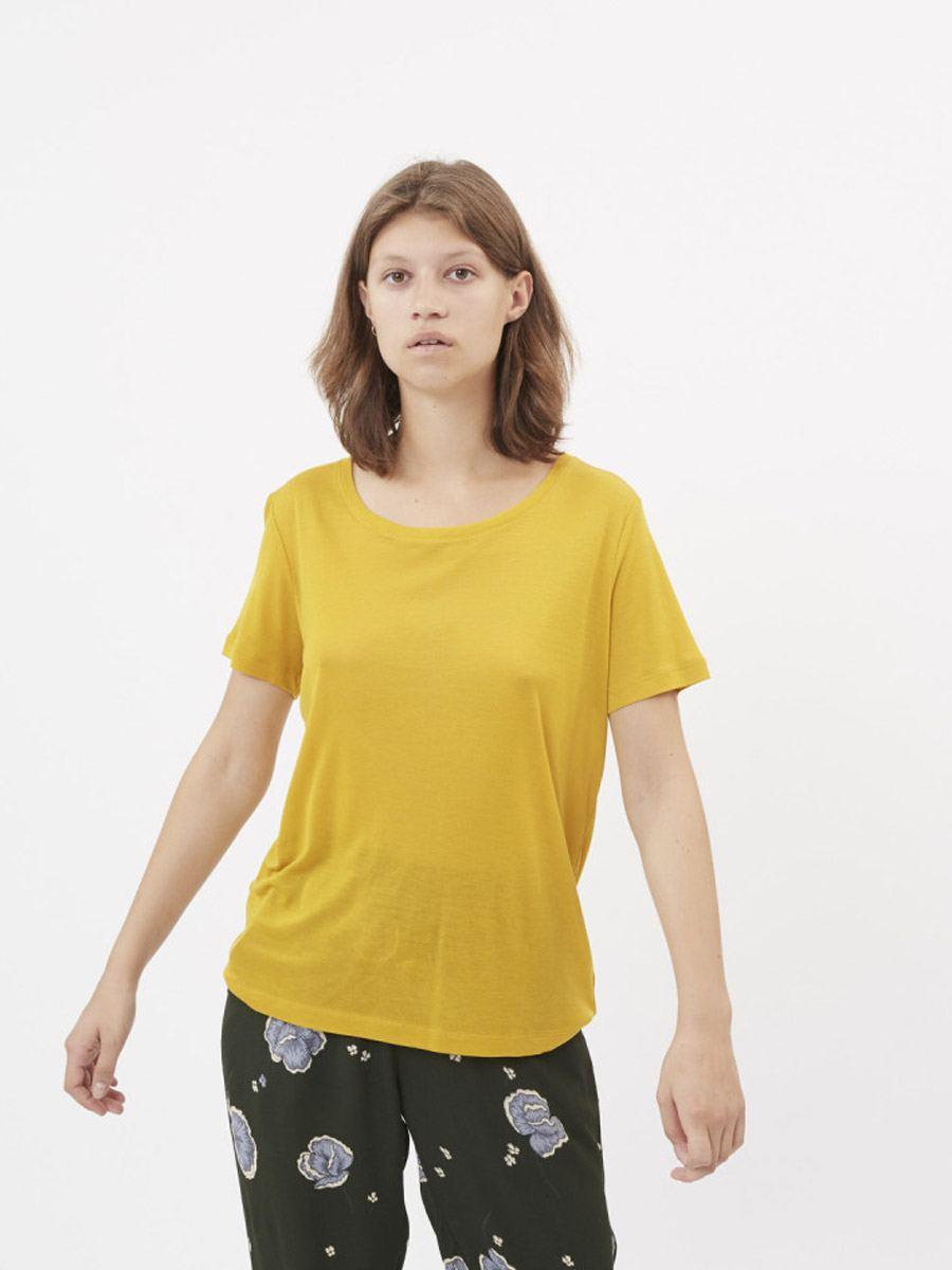 Heidl T-Shirt Nugget Gold