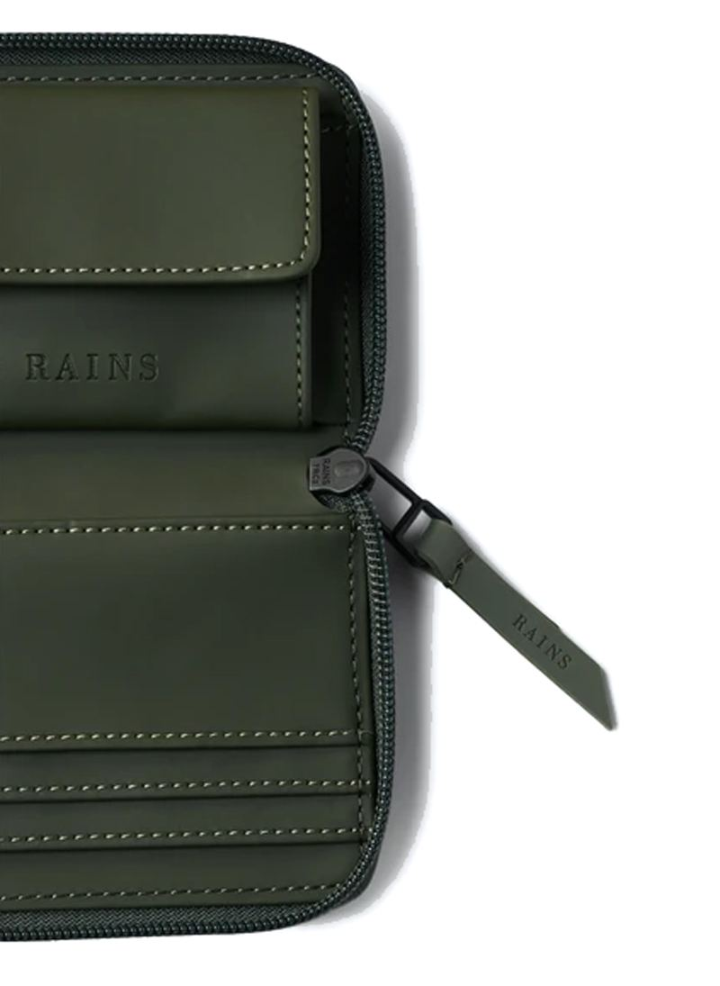 Small Wallet Green