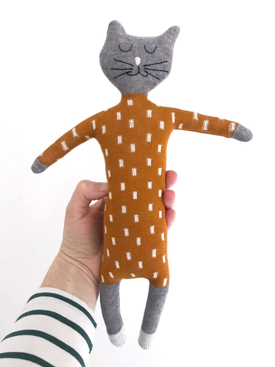 Kuscheltier Katze
