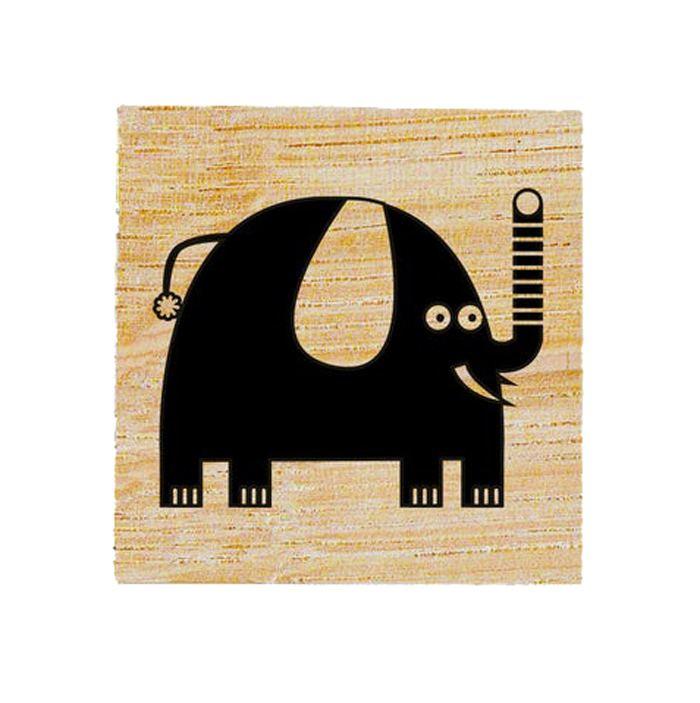 Elephant Stempel