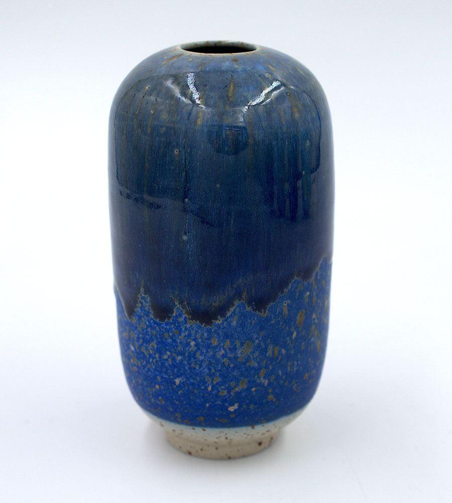 Mini Yuki Vase Royal Blue Sky