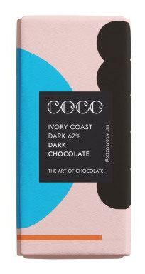 Mini Elfenbeinküste - Dunkel Schokolade