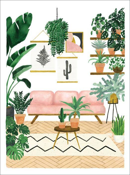 Sofa Print (29,7 x 39,7cm)
