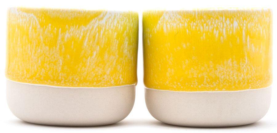 Sip Becher Yellow