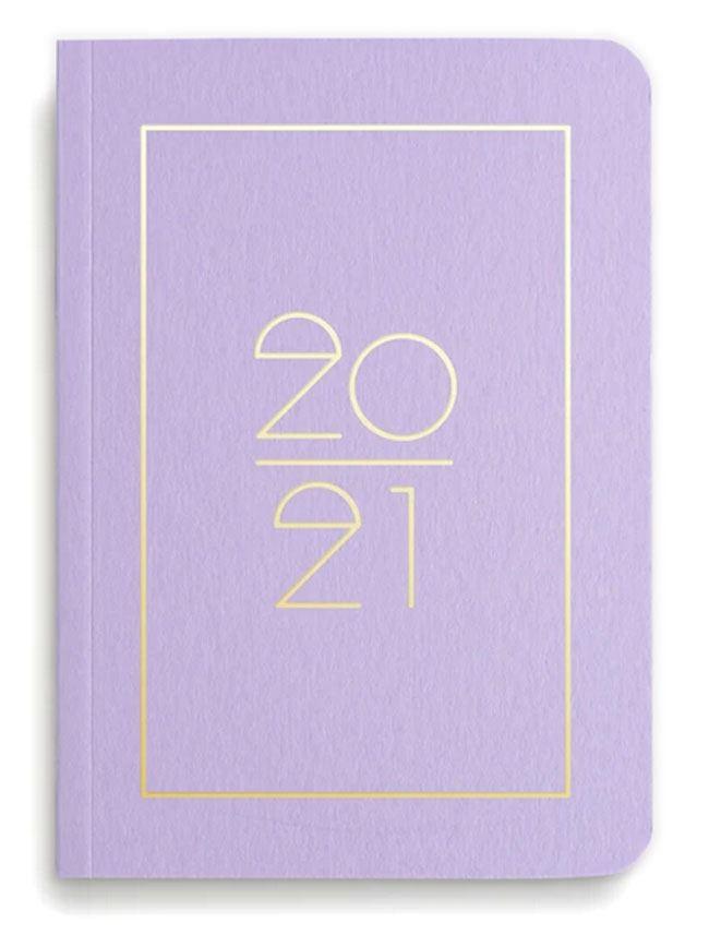 Pocket Planner 2021 Lilac