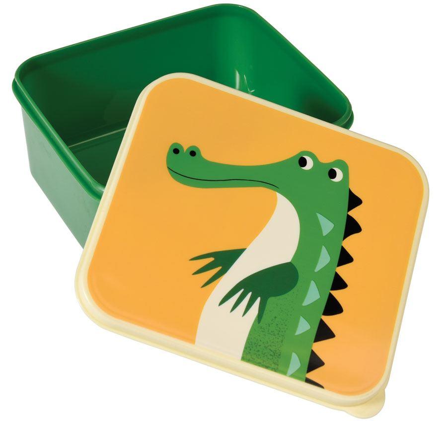 Lunchbox Krokodil