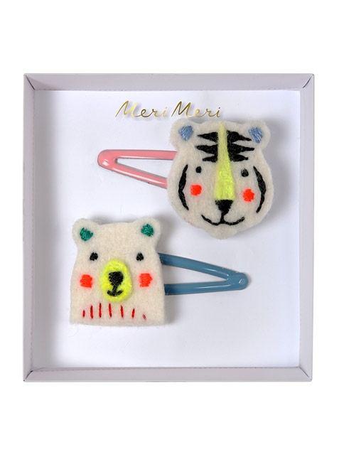 Tiger & Bear Haarspangen