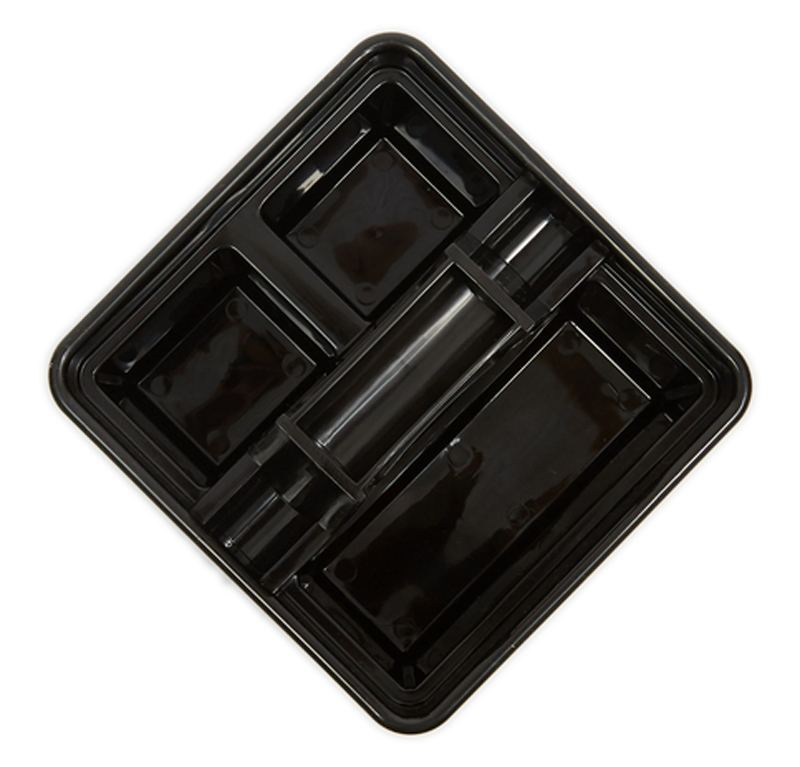 PENCO Storage Caddy Small Black