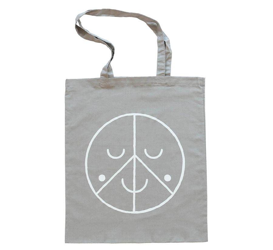 Tote Bag Light Grey