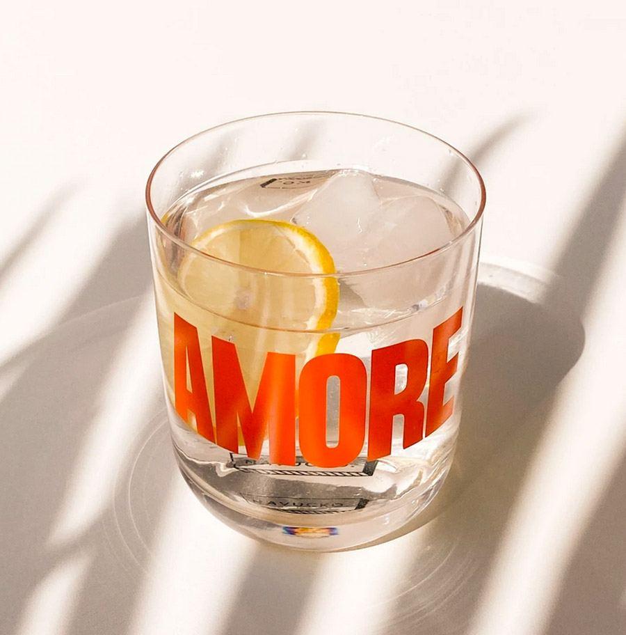 Amore Trinkglas