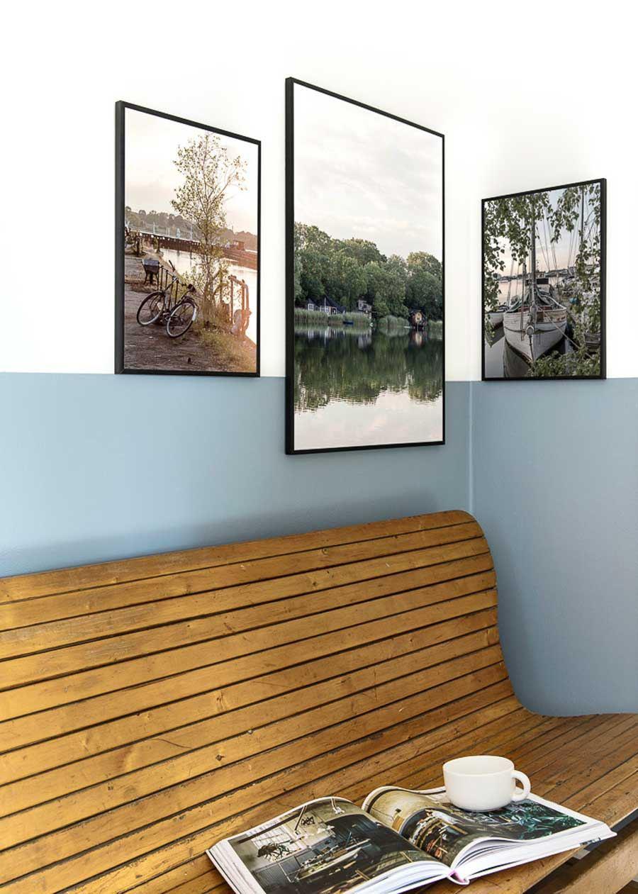 Lakeside Poster (50 x 70cm)