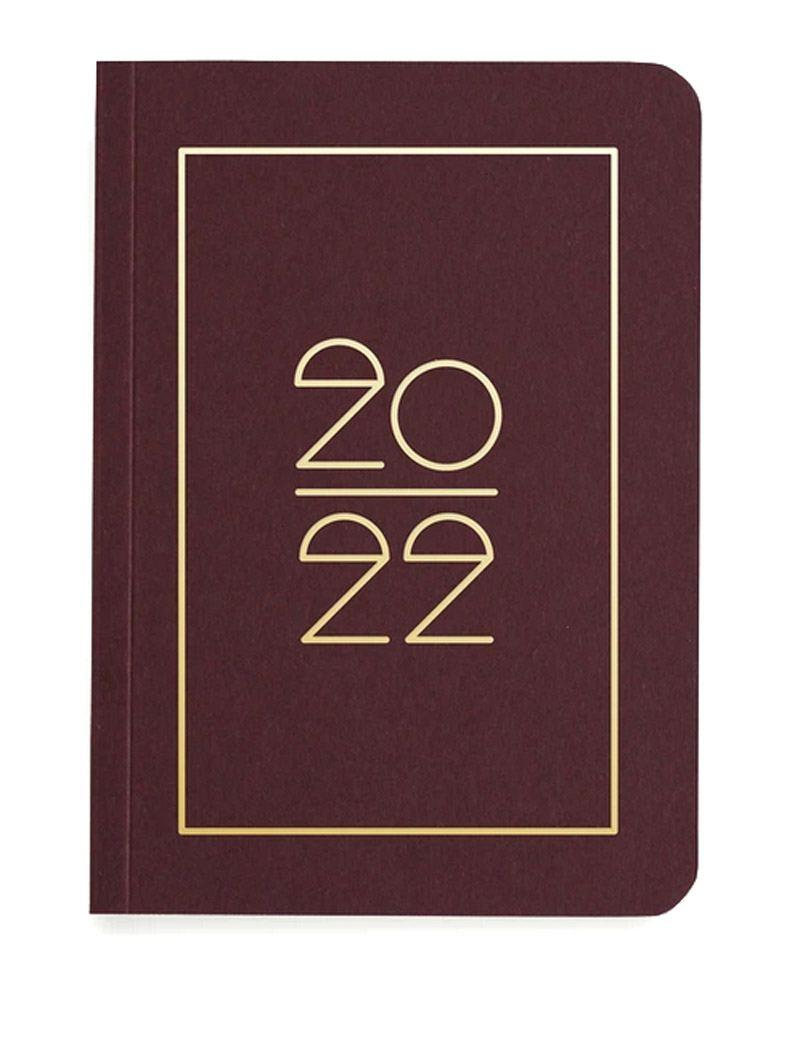 Pocket Planner 2022 Bordeaux