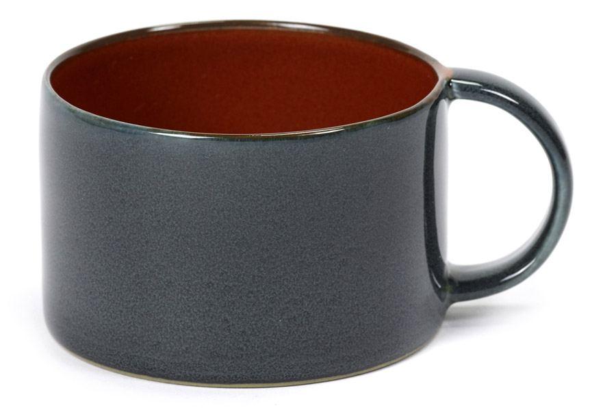 Tasse Rust Dark Blue