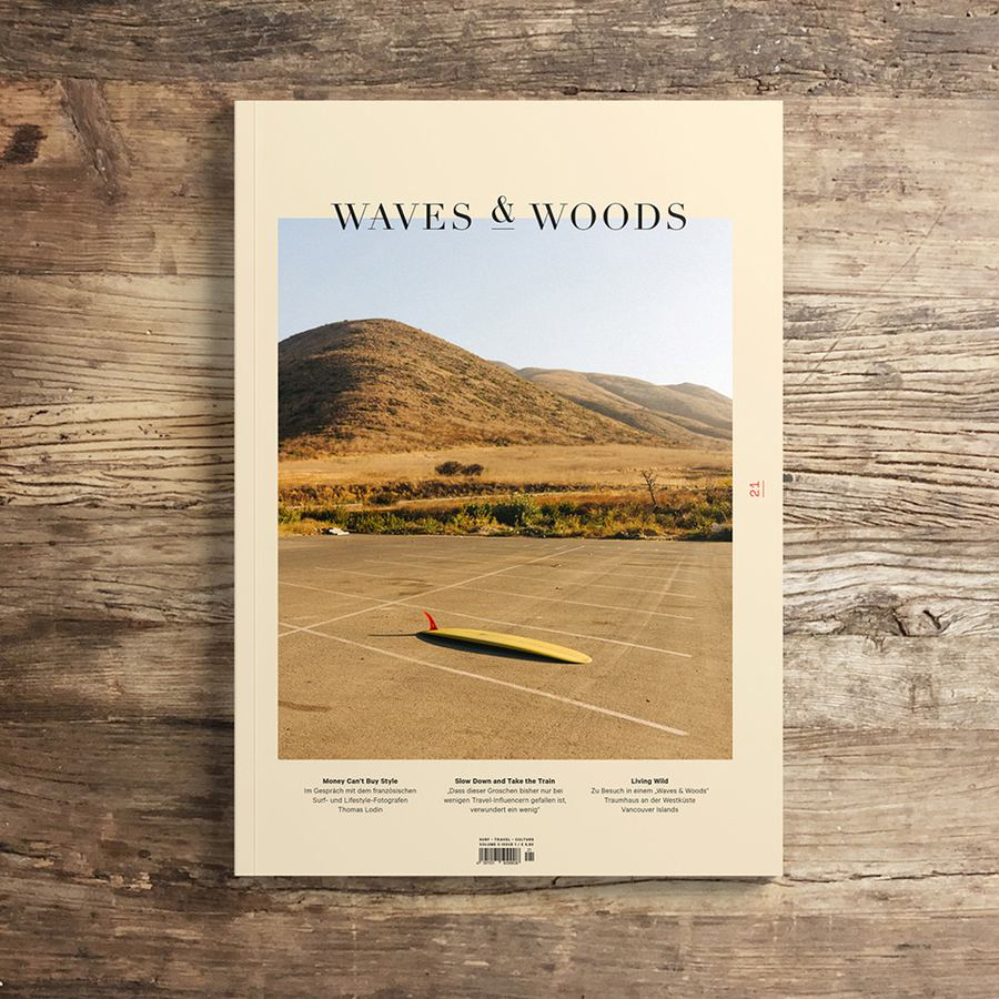 Waves & Woods No. 21