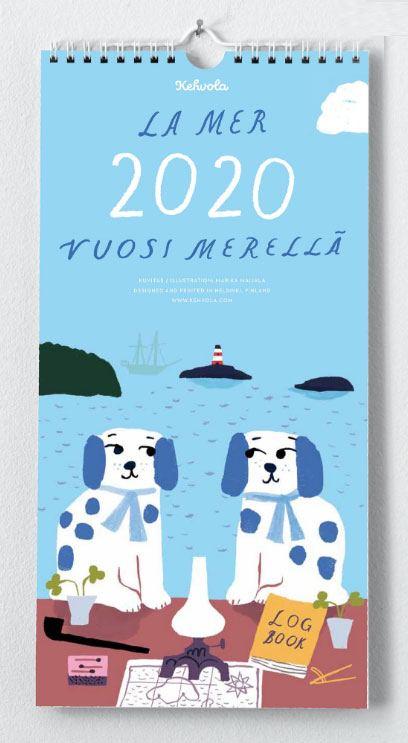 La Mer 2020 Kalender