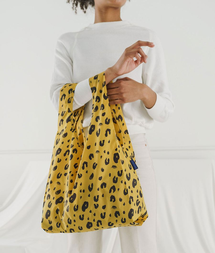 Einkaufsbeutel Leopard