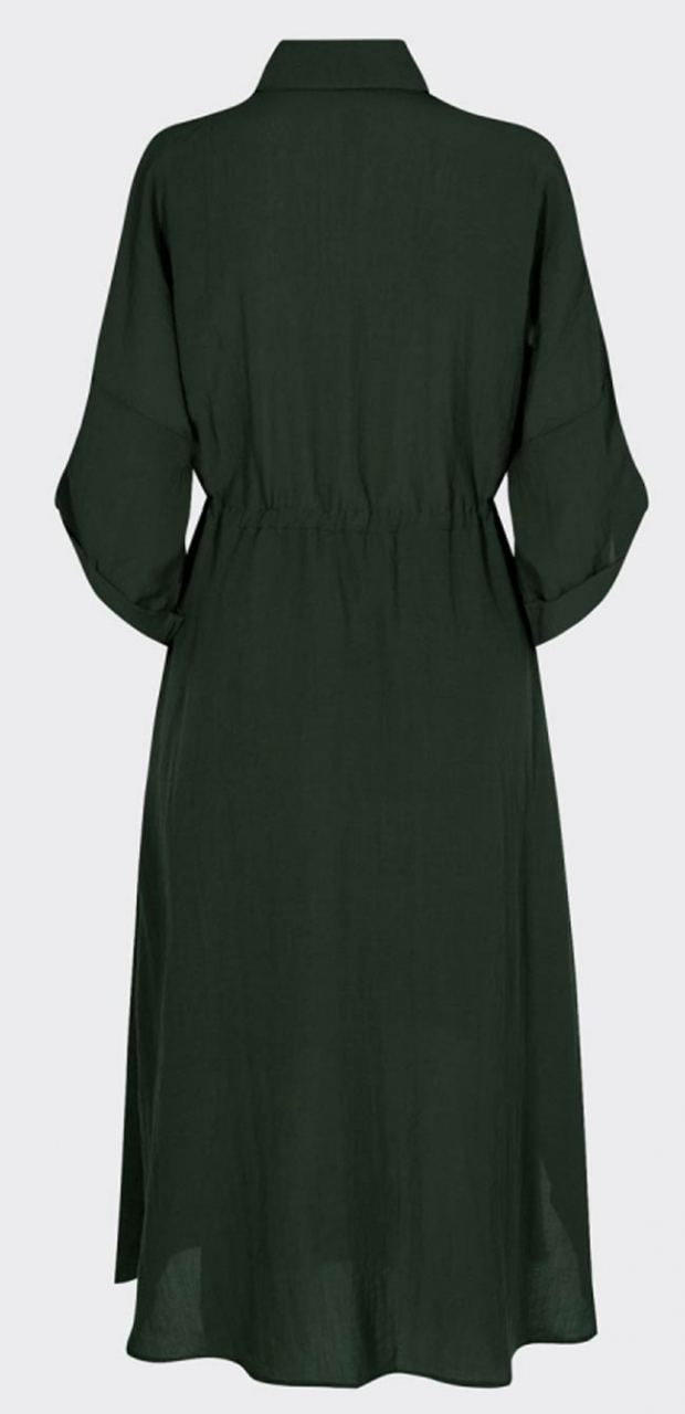 Spinosia Kleid Racing Green