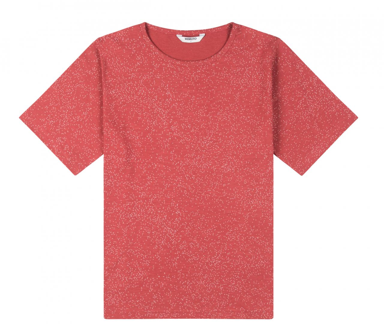Holden Printed Shirt Red Off White