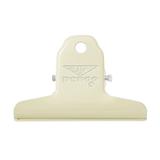 Big Clip Clampy Ivory - S