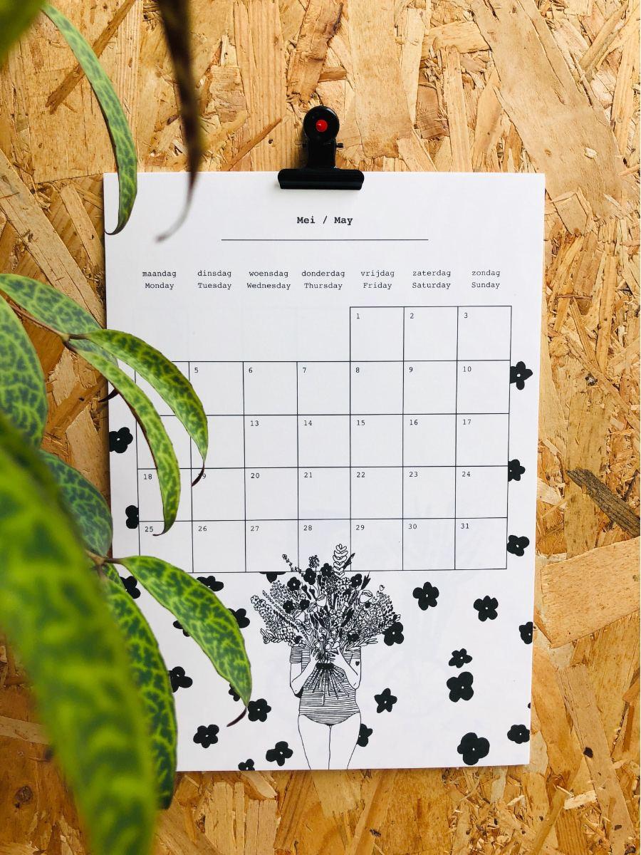 helen b Kalender 2020