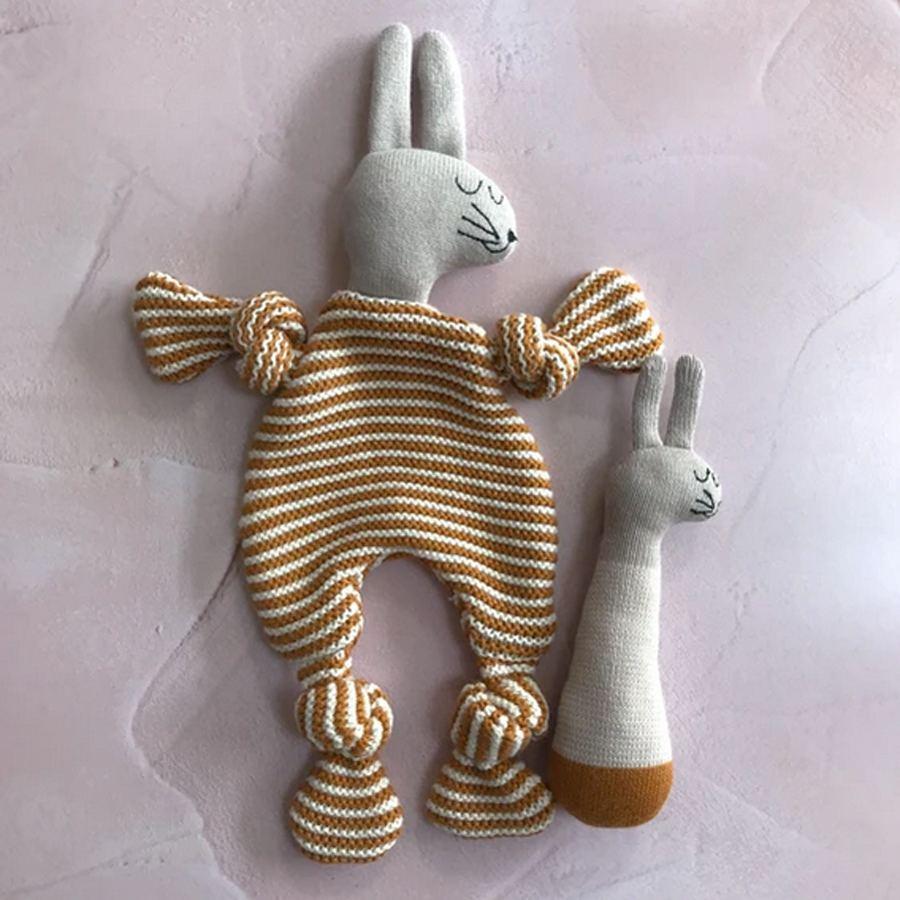 Babyrassel Rabbit Whisper/Pink