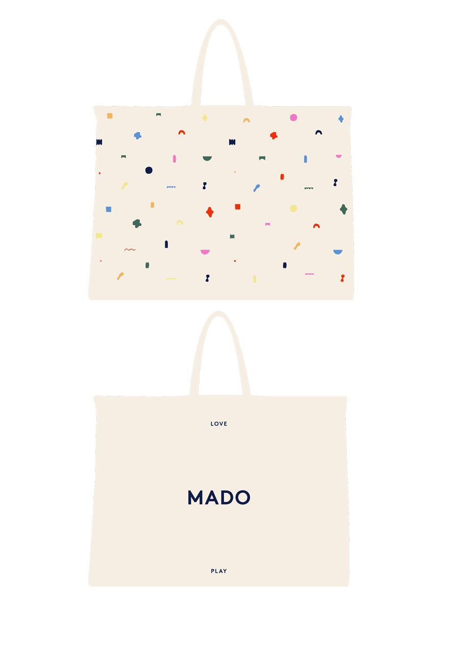MADO Elements Shopping Bag