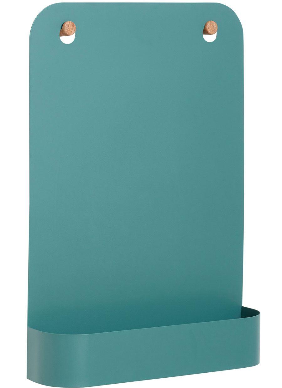 Tafel mit Haken Grün